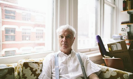picture of David Byrne