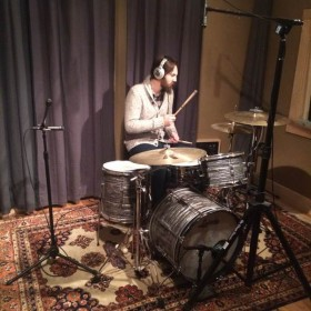 Glynn Johns three-mic drum recording technique