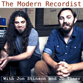 The Modern Recordist podcast artwork