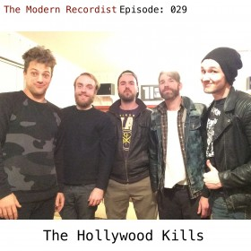 The Modern Recordist Podcast EP: 029
